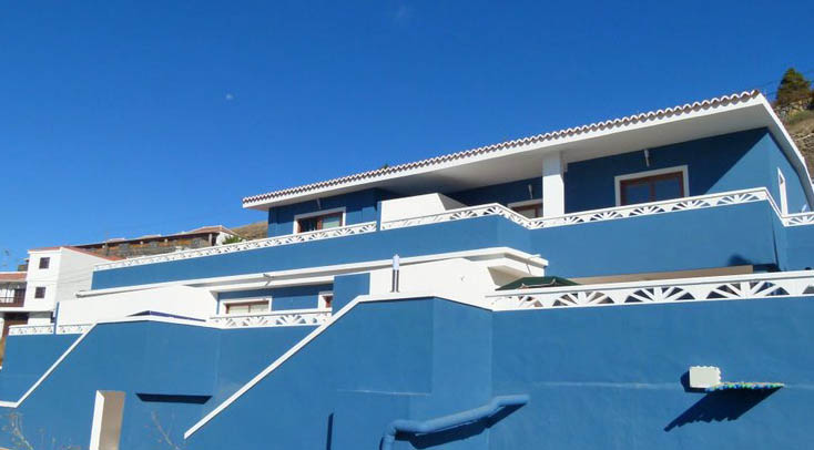 Appartement La Palma Vermietung privat Pool