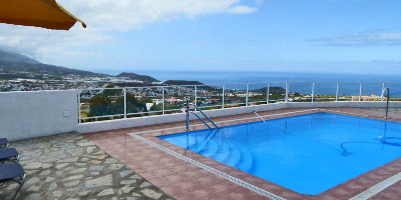 Appartement La Palma privat Pool Ferien
