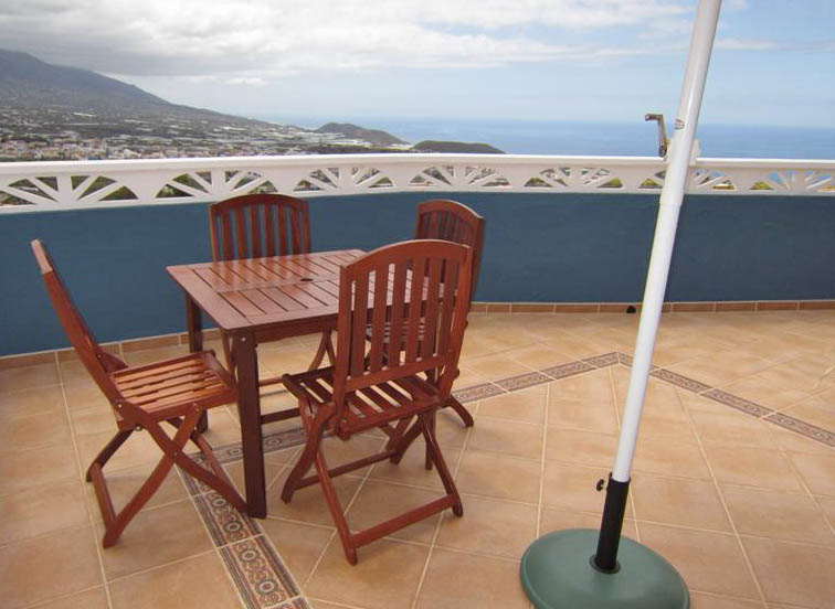 Appartement La Palma Kanaren Pool buchen