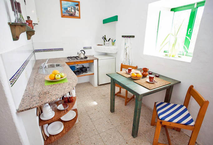 Finca mieten Mietwagen Appartment Lanzarote
