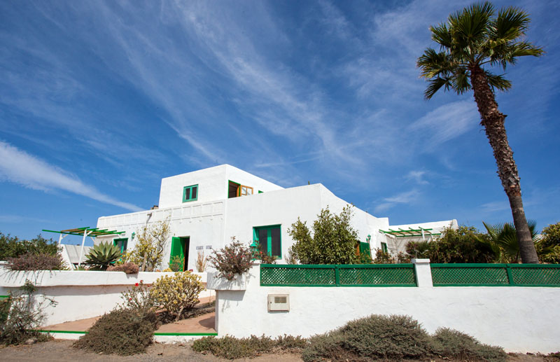 Finca mieten Mietwagen Lanzarote Appartment