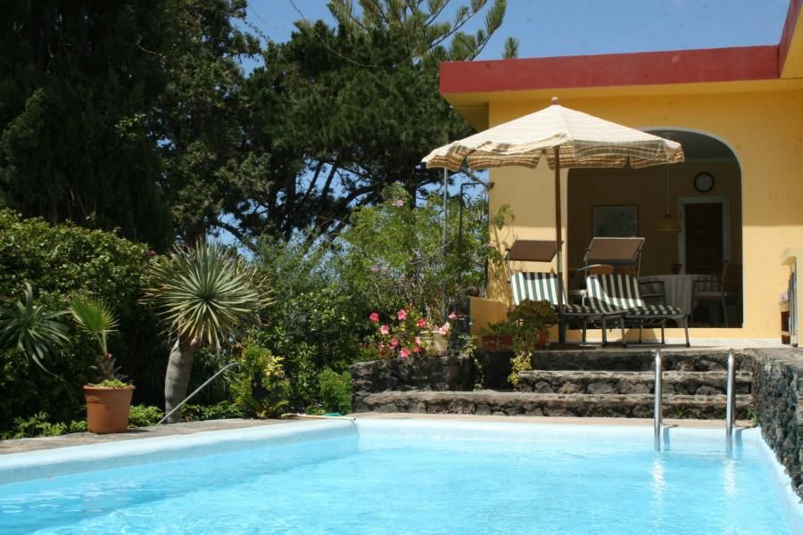 Ferienhaus in Las Norias mit privatem Swimming-Pool