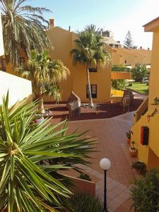 Apartment-Anlage in La Playa auf La Gomera