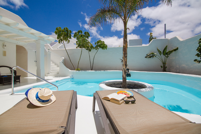 Villa mit Swimming-Pool in Corralejo